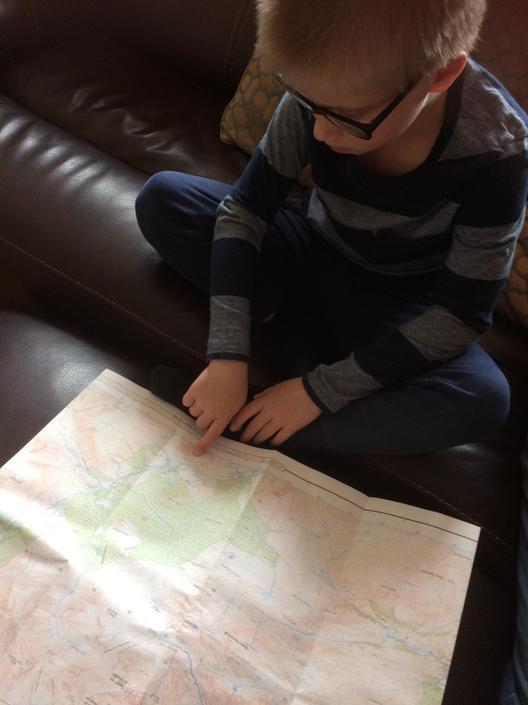 Investigating Maps