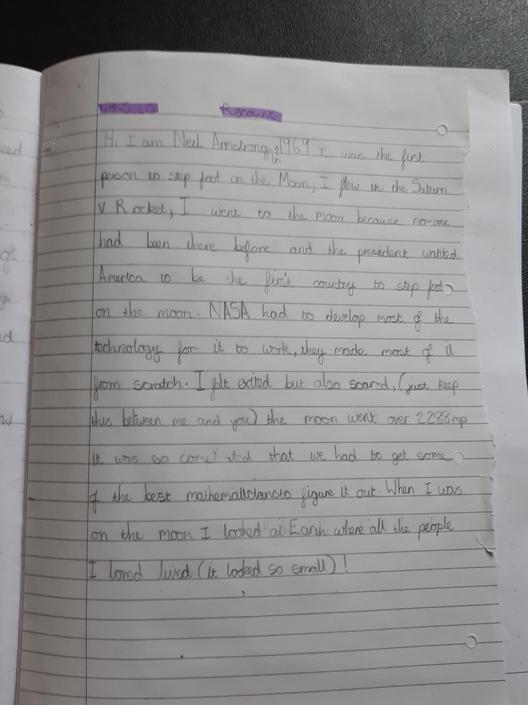 Liam's recount