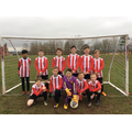 Year 5&6 Boys Football Team January 2019