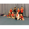 Year 1&2 Tennis Tournament May 2019