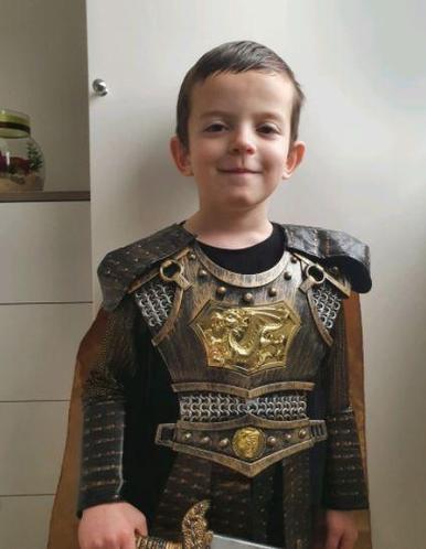 Dan as Dragon Rider