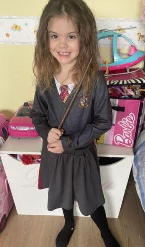 Layla as Hermione Granger
