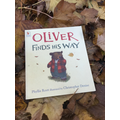 We read the story Oliver finds his way.