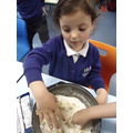 Friday is cookery night with Mrs Tierney
