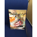 We read the story 'Naughty Bus'