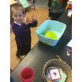 it helps to  keep the snack area clean and tidy.