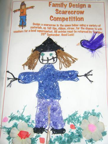 Fantastic competition entry.