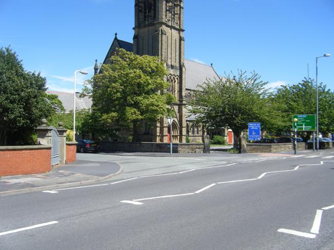 St Philip and St Paul with Wesley church