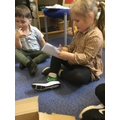 We enjoyed reading pout the numbers,