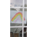 Sam's been busy designing rainbows