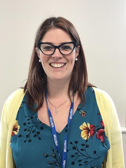 Miss R Hamby - Foundation Teacher