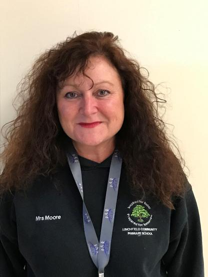 Mrs N Moore - Office Administrator