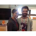 Sean and Gabriella