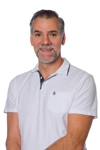 Mr Hodgkinson - Site Manager