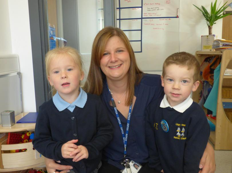 Rainbows Nursery - Mrs Crowe