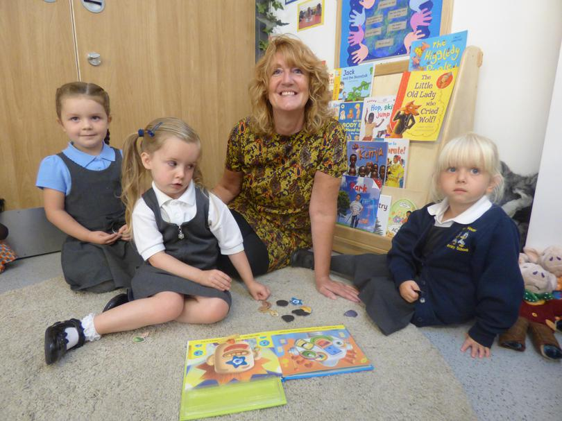 Stars Nursery - Mrs P Gray