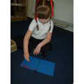 We have been making patterns.