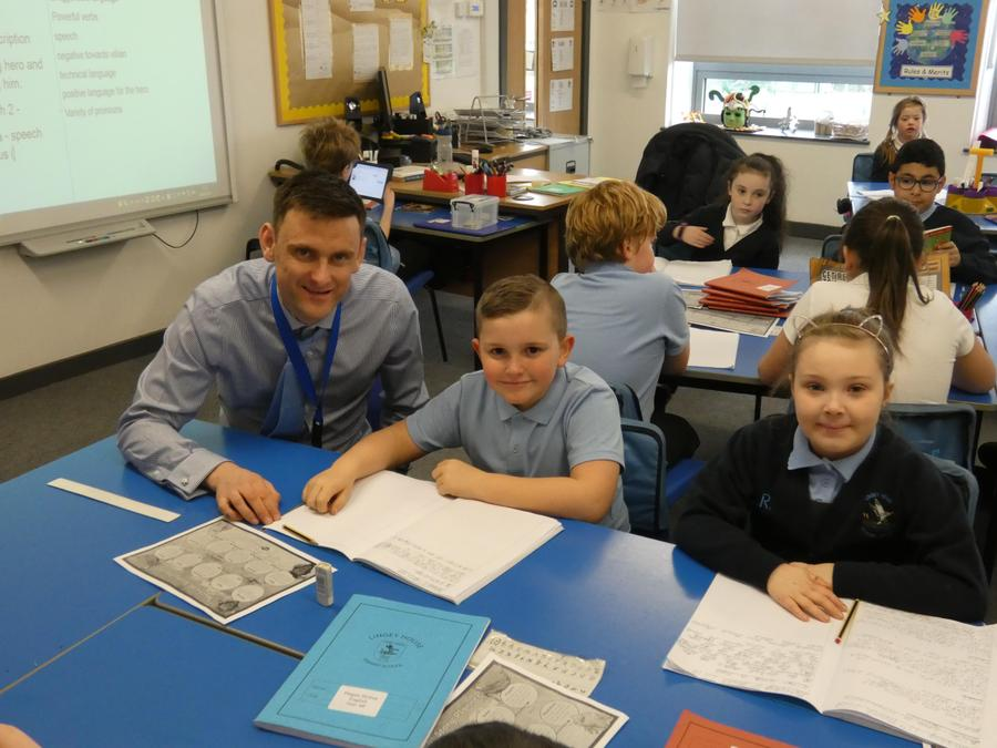 Y3R/Computing Teacher - Mr Rippon