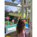 Darcey painting
