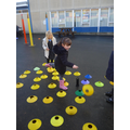 We create our own obstacle courses.