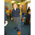 We measure using different resources.