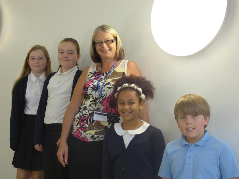 Deputy Head Teacher - Mrs Jackson