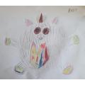 Rosie has been drawing...