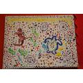 Aboriginal artwork - KS1