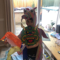 Max R's Chinese dragon