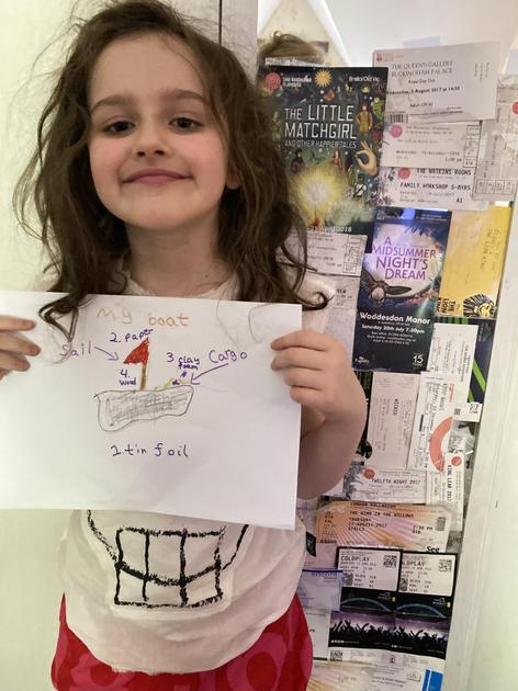 Marvellous Mathilda!