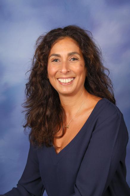 Mrs Nicola Collard, Foundation Governor & Chair of Governors