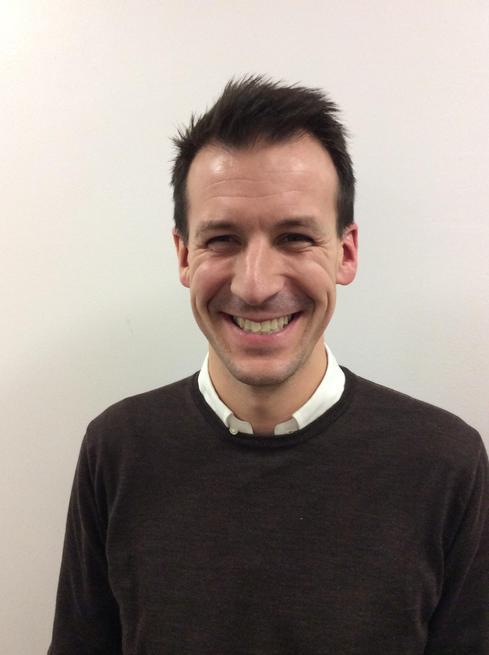 Mr Matt McLoughlin, Parent Governor