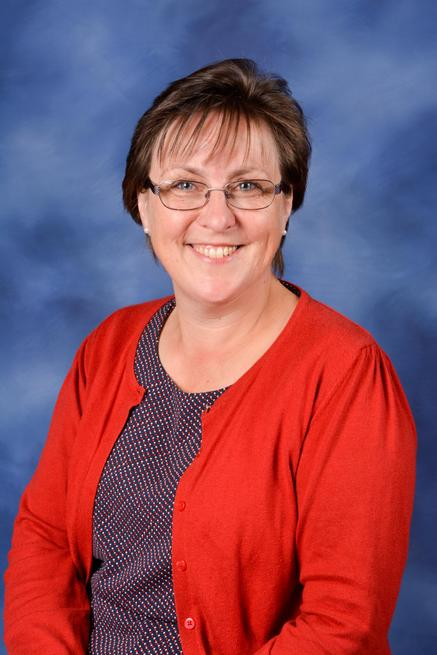 Mrs Sue Filby, Foundation Governor