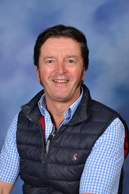 Mr Philip Darke, LA Governor