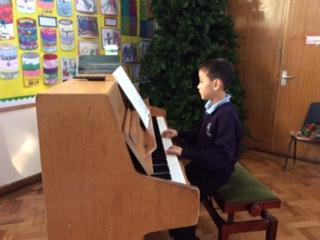 #performanceTuesday piano solo