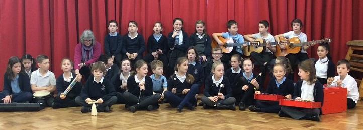 Year 5 Composition - Spring Term BBC Ten Pieces