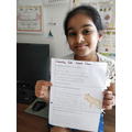 Sanaya has written some interesting fox facts.