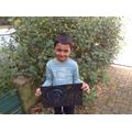 Mahdi has been making fantastic bubble art!