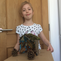 Zuzanna has made a fantastic Celtic house.