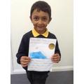 Mahdi has done some fantastic writing!