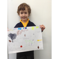 Remus has drawn an excellent and detailed journey.