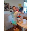 Adam has turned 6. Happy Birthday!