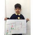 Ryan has drawn a fantastic journey.
