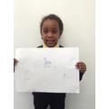Enzra has drawn a brilliant journey.