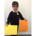 Bahir has drawn a super journey.