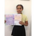Amazing writing by Eliana