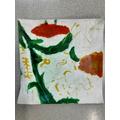 Wallpaper painting - Rhyse