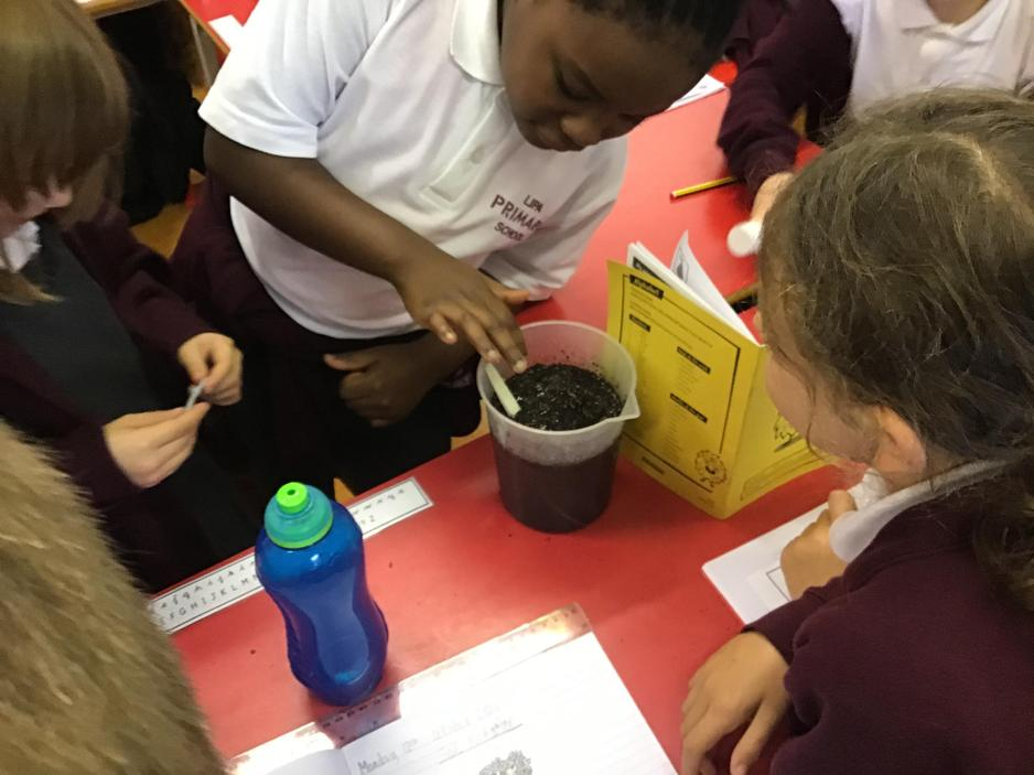 Investigating Soil formation in Science