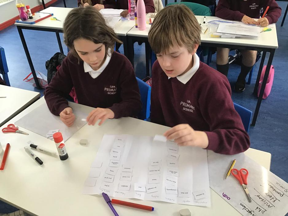 SPAG- cohesive devices- adverbials