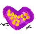 Mati's favourite colour art